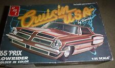 AMT 1965 GRAND PRIX LOW RIDER CRUISIN USA Model Car Mountain KIT 1/25 BARRIS OPN