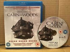 The Cabin In The Woods (Blu-ray, 2012) Rental Copy