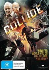 Collide  - DVD - NEW Region 4