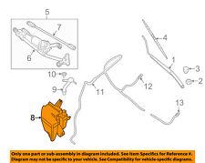 NISSAN OEM 13-15 Sentra Wiper Washer-Windshield Fluid-Reservoir Tank 289103SG0A