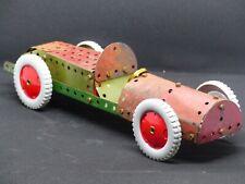Antique / Vintage Large Meccano Race / Sports Car