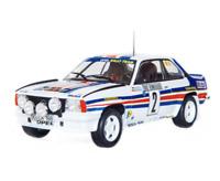 altaya 1/18 Opel Ascona 400 - 1982 - W. Röhrl NEUF EN BOITE