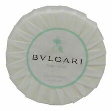 Bvlgari au the vert Green Tea Soap lot of 2 each 1.76oz Bars. Total of 3.5oz