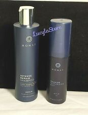 MONAT Hair Set IRT Intense Repair Shampoo + Style Tousled Texturizing Mist 2 Pcs