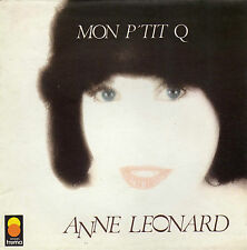 ANNE LEONARD MONP'TIT Q / POUR UN FOU FRENCH 45 SINGLE