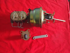"1965-1968 FORD GALAXIE 8"" POWER BOOSTER MASTER AND PROPORTIONING VALVE pv2"