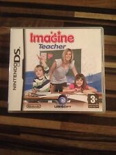 Nintendo DS/DSi Game - Imagine Teacher.