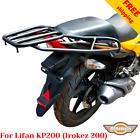 For Lifan KP 200 Rear luggage rack Lifan 200cc Rear rack LF200-10B,Free shipping