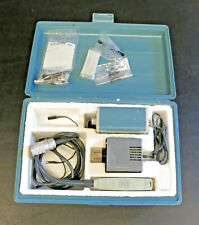 Tektronix P6046 Differential Probe W/ Amplifier, Power Supply, Case, Accessories