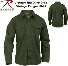 4349689a631 Military Button-Front Casual Shirts for Men for sale