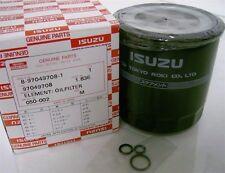 Isuzu 8-97049-708-1 Oil Filter #8921