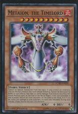 METAION , THE TIMELORD SUPER RARE LC5D-EN228 NEAR MINT YUGIOH