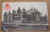 Postcard Royal Alexandra Hospital Rhyl Wales Tucks Card posted 1906