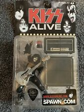 """Paul Stanley Kiss Starchild 7"""" Inch Action Figure Toy New McFarlane Kiss Alive"""
