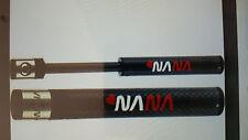 pompa bici Barbieri pompa Nana carbon/Titanio