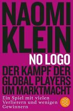 No Logo! von Naomi Klein (2015, Taschenbuch), UNGELESEN