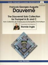 The Dauverne Solo Collection For Trumpet Learn to Play Brass Music Book & CD