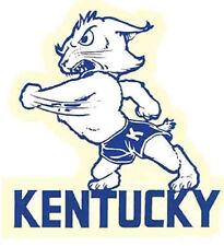 University  Of Kentucky- Wildcats    Vintage-Looking   Travel Decal  Sticker