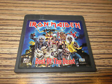 Purchase MiniDisc Iron Maiden 12 tracks MD > For Sony Mini Disc Best Of The Beast