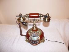 vintage antique style retro telephone