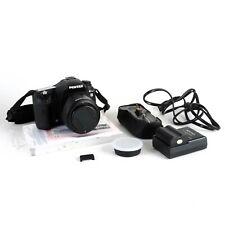 • PENTAX K10D 10.2MP Digital SLR Camera - Black (Kit w/ DA 18-55mm Lens)