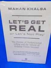 118) Mahan Khalsa Let´s get real or let´s not play Franklin Covey Hörbuch CD 4 6
