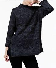 eileen fisher organic linen cotton gray Sweater Tunic NWT XXS