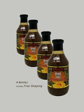 MIKEE ORANGE SAUCE - 4-PACK (Includes 4- 17 Oz. Bottles). FREE SHIPPING