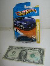 Hot Wheels Blue Lamborghini Estoque - New Models - 2010
