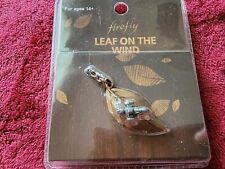 Exclusive Geek Fuel Firefly Serenity Leaf On The Wind Copper-Toned Keychain, New
