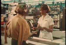 Supermarkets Grocery Stores Checkout Clerks Cashiers Vintage Films DVD