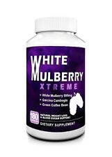 White Mulberry Extract Garcinia Cambogia Green Coffee Weight Loss Sugar Blocker