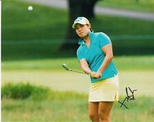 Tiffany Joh Autographed Signed LPGA 8x10 Photo B