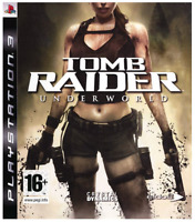 PS3 - Tomb Raider Underworld **New & Sealed** Official UK Stock