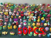 New 50 Pcs Random Shopkins of Season 1 2 3 4 5 bundle Loose Party Toy Hot