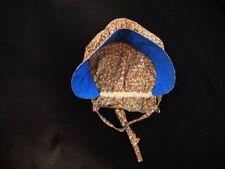 Vintage Handmade Cotton Antique Style Bonnet Pilgrim Costume Victorian Style