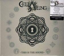 This Is the Sound+ 3 bonus tracks  CELLAR DARLING CD ( ELUVEITIE)