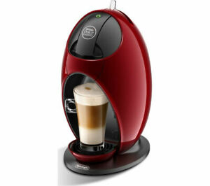 De'Longhi EDG250.R Jovia 1500W 0.8L Dolce Gusto Hot Drinks Coffee Pod Machine
