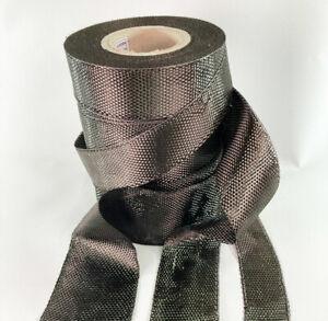 CARBON Fibre  Woven Cloth Tape 240g/m2 Choose  SIZE & LENGTH -