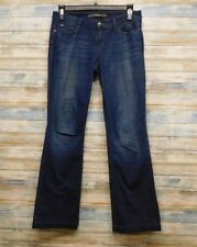 Joe's Jeans 30 x 33 Women's Erin Honey Boot cut Stretch Jeans  (B-98)