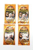 WCW WWE Koko's Monday Night Nitro Championship Brawl Pack x4 Macho Man Goldberg