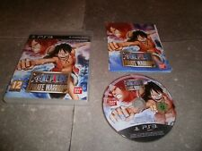 JEU PS3 PAL Ver. Française: ONE PIECE: PIRATE WARRIORS - Complet TBE