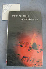 The Broken Vase - Rex Stout OzSellerFasterPost!