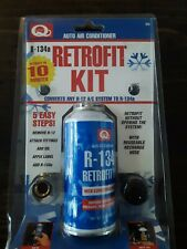 Automotive Air Conditioning Retrofit Kit R-12 To R-134a.