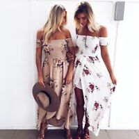 Boho Style Dresses Bohemia Women Clothing Summer Beach Dress Vintage Chiffon
