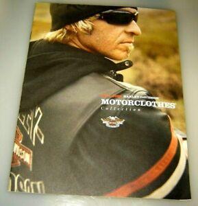 Tomber 2008 HARLEY-DAVIDSON Motorclothes Vêtements & Accessoires Catalogue