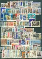 Sowjetunion 1960 - Einzelwerte aus 2312 - 2433 , gestempelt