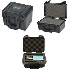 Safety Instrument Tool Box ABS Storage Waterproof Shockproof Tool Case Box