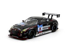 Tarmac Works 1/64 NISSAN SKYLINE GT-R R35 GT3 Nurburgring 24h 2015 Nismo HOBBY64