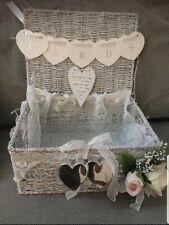 Rustic Wedding Card Basket